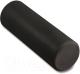 Валик для фитнеса массажный Indigo Foam Roll / IN021 (черный) -