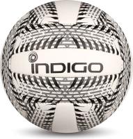 Мяч волейбольный Indigo Surf IN159 (белый/черный) -