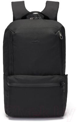 Рюкзак Pacsafe Metrosafe X ECO / 30640100 (черный)