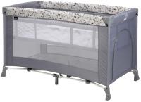 Кровать-манеж Lorelli Verona 2 Grey Dots 10080262078 -