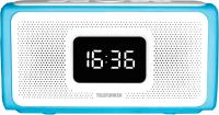 Радиочасы Telefunken TF-1705UB (голубой/белый) -