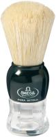 Помазок для бритья OMEGA 10072  (черный) -