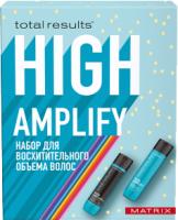 Набор косметики для волос MATRIX Total Results High Amplify Весна шампунь 300мл+кондиционер 300мл -