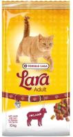 Корм для кошек LARA Adult с ягненком / 440998 (10кг) -
