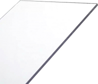 Монолитный поликарбонат Карбогласс Кристалл 2050x3050 (10мм, прозрачный) -