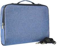 Папка деловая Galanteya 9708 / 9с4275к45 (темно-синий) -