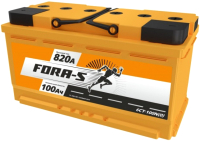 Автомобильный аккумулятор Fora-S L+ (100 А/ч) -