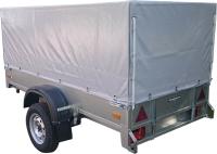 Прицеп для автомобиля ССТ ССТ-7132-03 высокий М (с тентом) -