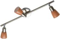 Спот De Markt Мона 504021903 (хром/оранжевый) -