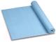 Коврик для йоги и фитнеса Indigo PVC YG03 (голубой) -