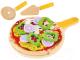 Набор игрушечных продуктов Hape Домашняя пицца / E3129-HP -