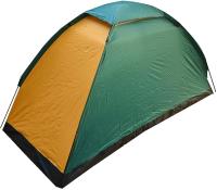 Палатка Sabriasport FRT101 (зеленый/оранжевый) -