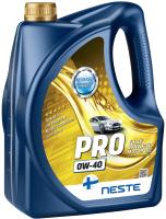 Моторное масло Neste Pro 0W40 / 116845 (4л) -