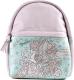 Детский рюкзак Galanteya 43819 / 9с4043к45 N129 (розовый/цветной) -