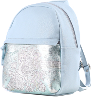 Детский рюкзак Galanteya 43819 / 9с4043к45 N129 (голубой/цветной) -