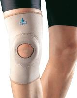 Ортез коленный Oppo 1021 (L, бежевый) -