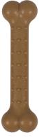 Игрушка для животных Duvo Plus Кость / 10127/DV (коричневый) -