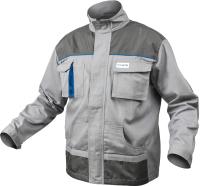 Куртка рабочая Hoegert HT5K283-S (серый) -
