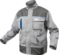 Куртка рабочая Hoegert HT5K283-LD H (серый) -