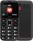 Мобильный телефон Inoi 118B (черный) -