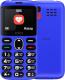 Мобильный телефон Inoi 118B (синий) -