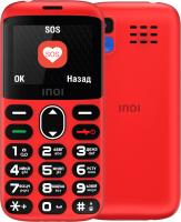 Мобильный телефон Inoi 118B (красный) -