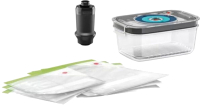 Контейнеры для вакуумного упаковщика Bosch MSZV6FS1 -