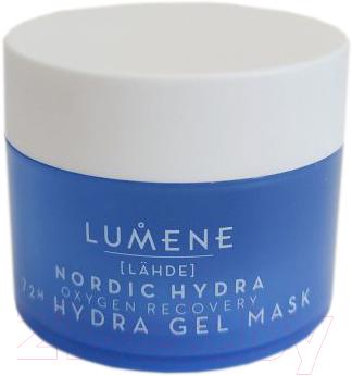lumene for men voima energizing shave gel Маска для лица гелевая Lumene Lahde Hydration Recovery Aerating Gel Mask
