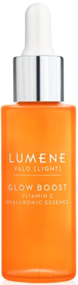 lumene valo arctic berry Эссенция для лица Lumene Valo Vitamin C Glow Boost Essence Придающая сияние