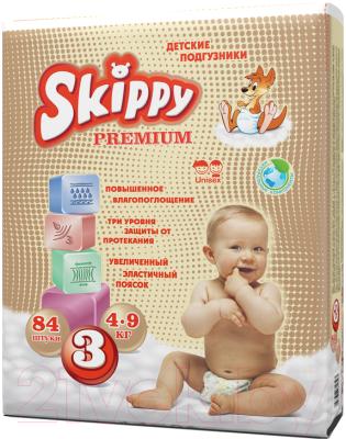 Подгузники детские Skippy Premium 3