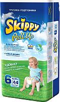 Подгузники-трусики детские Skippy Pull Up 6 (44шт) -