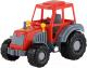 Трактор игрушечный Полесье Алтай / 35325 -