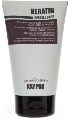 Флюид для волос Kaypro Keratin Special Care для химически поврежденных волос (100мл)