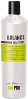Шампунь для волос Kaypro Scalp Care Balance cебум-контроль для жирной кожи головы и волос (350мл) -