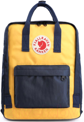 Рюкзак Miru Kanken Classic / 1013 (Yellow/Blue)