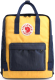 Рюкзак Miru Kanken Classic / 1013 (Yellow/Blue) -