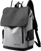 Рюкзак Miru Multi-Use / 1024 (Grey) -