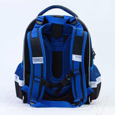 Школьный рюкзак Котофей 02704151-40