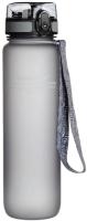 Бутылка для воды UZSpace Colorful Frosted / 3038 (1л, серый) -