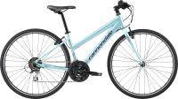 Велосипед Cannondale Quick 8 2019 / C31819F10MD (голубой) -