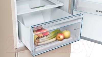 Холодильник с морозильником Bosch KGN36NK21R