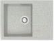 Мойка кухонная Berge BG-5850 (серый глянец) -