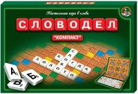 Настольная игра Десятое королевство Словодел Компакт / 1357 -