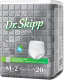 Трусы впитывающие для взрослых Dr.Skipp Standard М2 (20шт) -