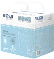 Трусы впитывающие для взрослых YokoSun L (10шт) -