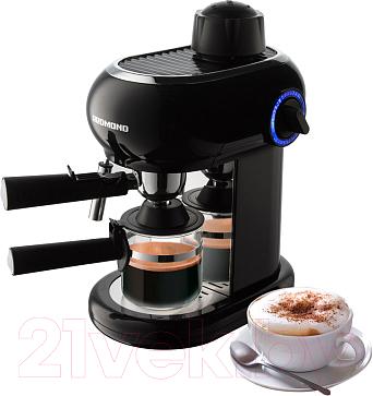 Кофеварка эспрессо Redmond RCM-1521