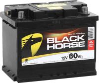 Автомобильный аккумулятор Black Horse Horse 60 L / BH60.1 (60 А/ч) -