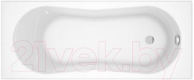 Ванна акриловая Cersanit Nike 170x70 / WP-NIKE-170-W