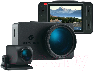 Автомобильный видеорегистратор NeoLine G-Tech X76 Dual