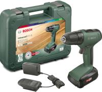 Аккумуляторная дрель-шуруповерт Bosch UniversalDrill 18 (0.603.9C8.004) -